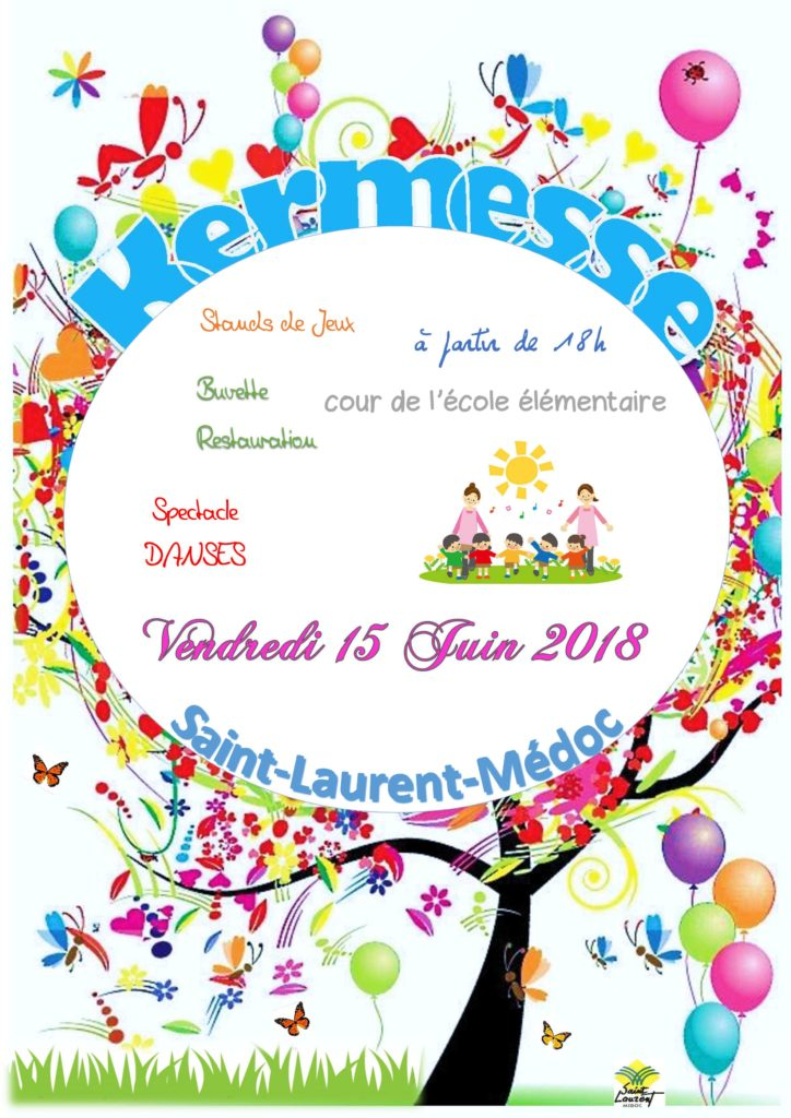 kermesse 2018 saint laurent médoc